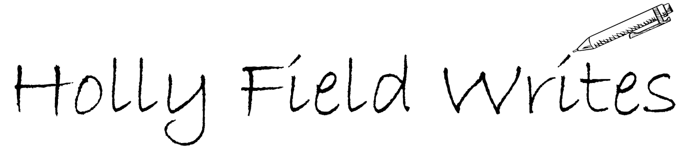 Holly Field Writes header